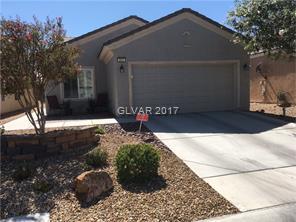 2621 Cornish Hen Avenue North Las Vegas, Nevada 89084