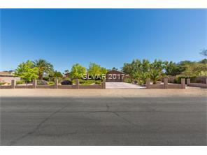 5311 Manuel Drive Las Vegas, Nevada 89149
