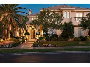 2990 American River Lane Las Vegas, Nevada 89135