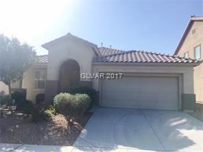 6724 Sea Swallow Street North Las Vegas, Nevada 89084