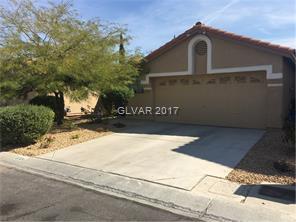 1704 Western Lily Street Las Vegas, Nevada 89128