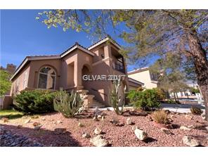 9237 Evergreen Canyon Drive Las Vegas, Nevada 89134