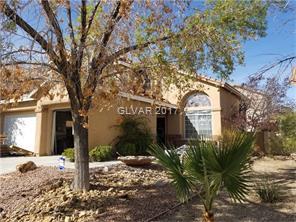 1709 Royal Canyon Drive Las Vegas, Nevada 89128