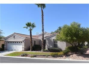 4541 Bersaglio Street Las Vegas, Nevada 89135