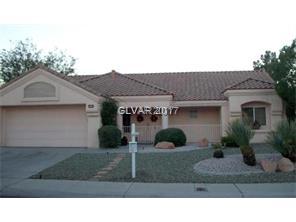 2505 Desert Butte Drive Las Vegas, Nevada 89134