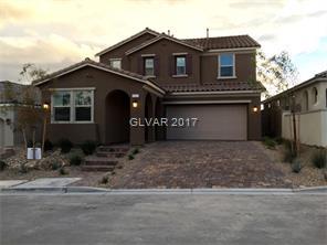 12225 Terrace Verde Avenue Las Vegas, Nevada 89138
