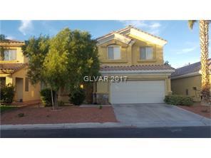 252 Crooked Tree Drive Las Vegas, Nevada 89148