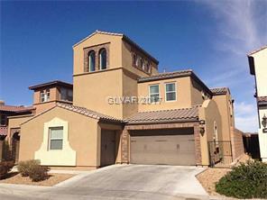 508 Punto Vallata Drive Henderson, Nevada 89011