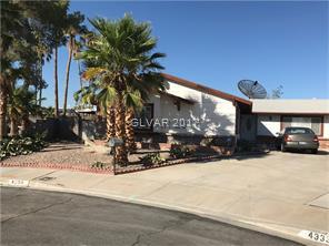 4333 Newview Circle Las Vegas, Nevada 89103