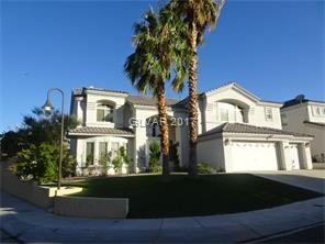107 Stockton Kings Court Las Vegas, Nevada 89148
