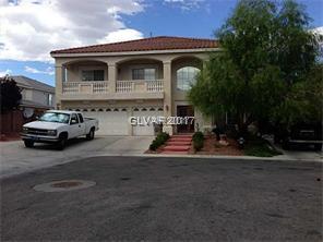 6756 Enchanted Cove Court Las Vegas, Nevada 89139