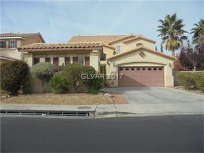 1501 Ravanusa Drive Las Vegas, Nevada 89052