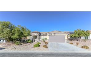 2199 Sawtooth Mountain Drive Henderson, Nevada 89044