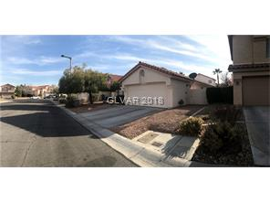 7809 Paper Flower Court Las Vegas, Nevada 89128