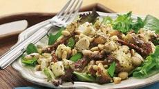 Tuscan Roasted Potato-Chicken Salad Recipe