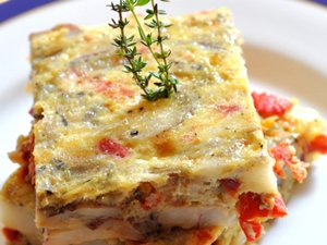 Baked Spanish Tortilla