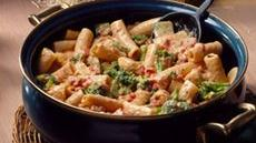 Creamy Chicken and Rigatoni Recipe