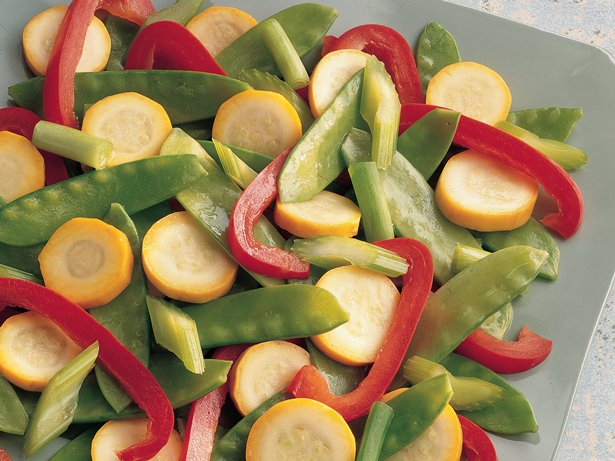 Lemon-Pepper Vegetables
