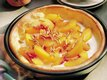 Peach Oven Pancake