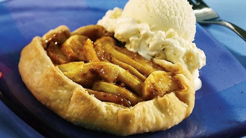 Toffee Apple Tartlets