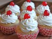 Cherry-Filled Cupcakes