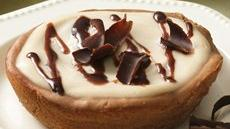 Impossibly Easy Mocha Fudge Cheesecake Recipe
