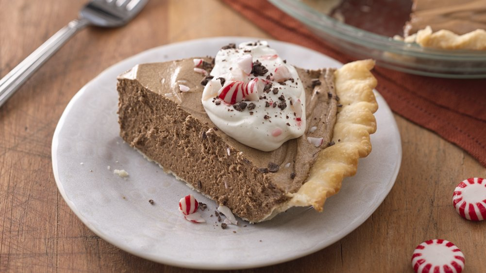 Mocha Silk Pie Recipes — Dishmaps