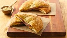 Grands! Ham and Cheese Melts Recipe