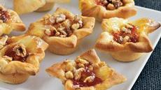Bewitching Brie Mini Tarts Recipe