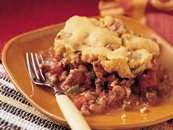 Black-Eyed Pea Casserole