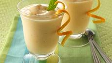 Creamy Peach Smoothies Recipe