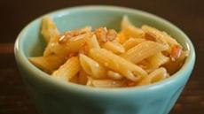 Easy Orange Pasta Salad Recipe