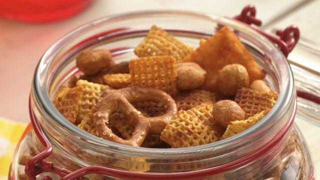 Chex Barbecue Snack Mix