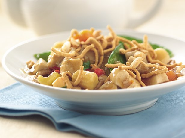 Chicken-Cashew Casserole