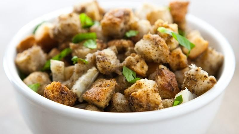 Apple Fennel Stuffing