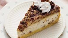 Praline Pecan Cheesecake Recipe