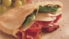 Pita Beef Pockets Recipe