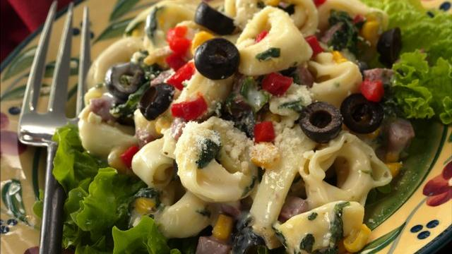 Antipasto Tortellini Salad
