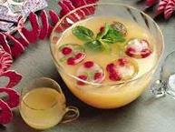 Sparkling Citrus Punch for a Crowd