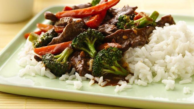 Stir-Fry Beef and Broccoli recipe - from Tablespoon!