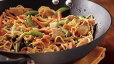 Pork Lo Mein Recipe