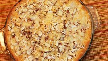 Chicken Amandine Pot Pie