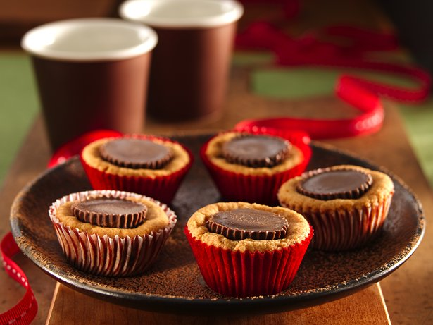 Gluten Free Peanut Butter Cookie Cups