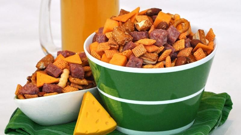 Cheese Head Chex Mix®