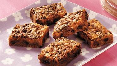 Choco-Toffee Bars