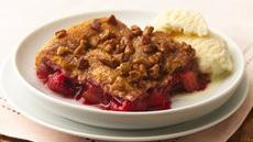 Ruby Raspberry Crescent Cobbler Recipe