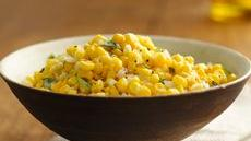 Sweet Corn with Sage Recipe