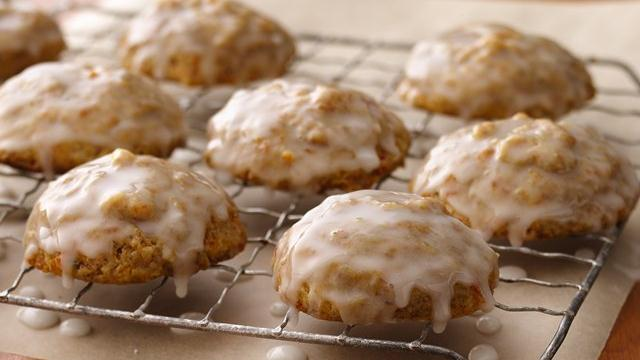 Image of Apricot-sour Cream Tea Cookies, Pillsbury