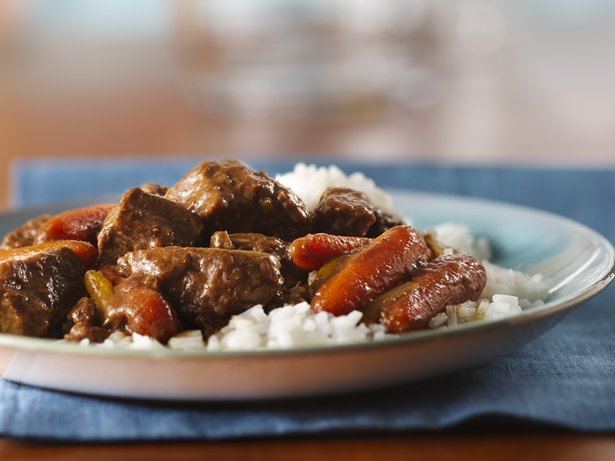 Slow Cooker Korean Beef Stew