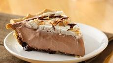 Toasted Coconut Mochaccino Pie Recipe